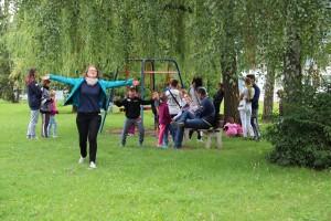 Detský tábor Púchov (11.8. - 13.8.2016)